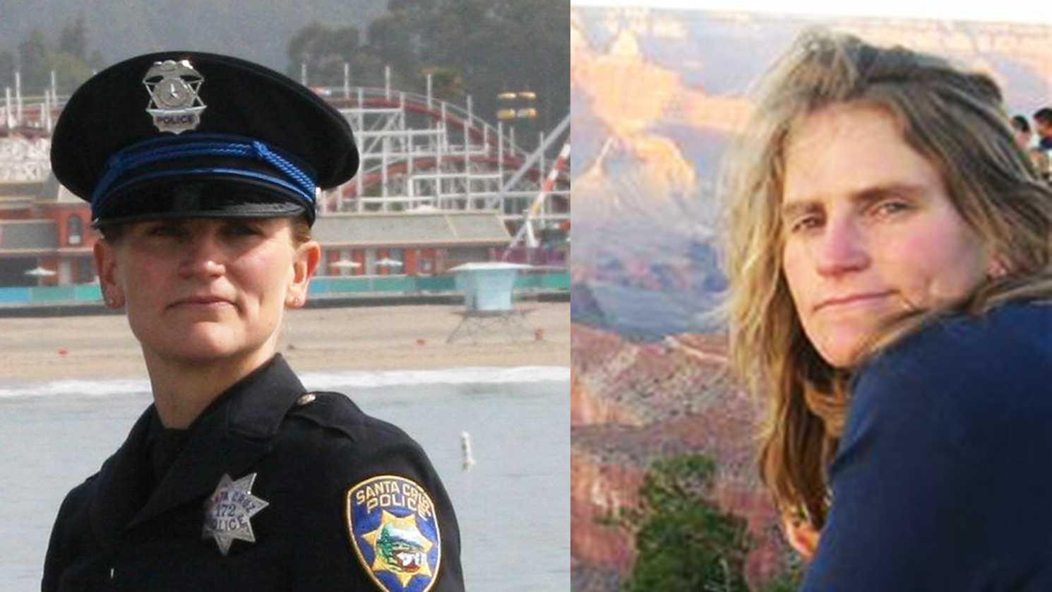 Det. Elizabeth Butler served on the Santa Cruz police force for 10 years.