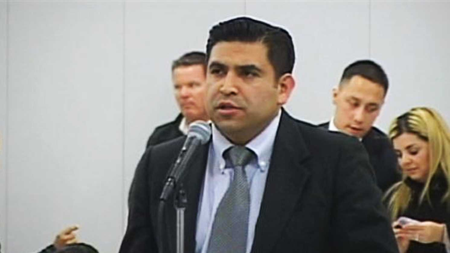 Salinas City Councilman Jose Castaneda