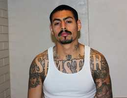 Robert Frias, 35, and his brother, Jose Frias, 21, are gangsters and convicted felons. Salinas police said they arrested the brothers again on March 14, 2013 at their house on the 1100 block of Fairview Avenue because they were using the house to make drug deals.Police said they found $10,000 in cash, drugs and loaded guns in the house.