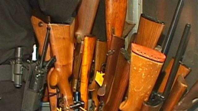 Seaside runs out of money during gun buyback