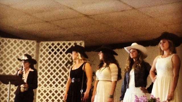 Miss Salinas Valley Fair 2013