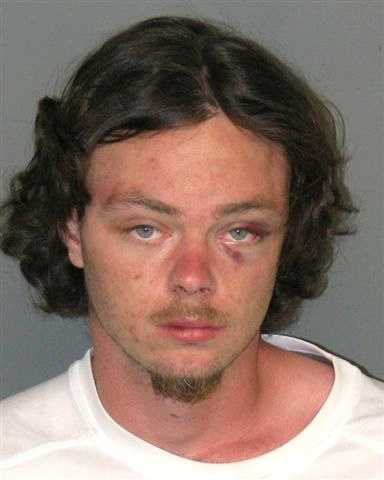 Dallas Kinch, 23, robbed a liquor store in Seaside on March 31, police said.