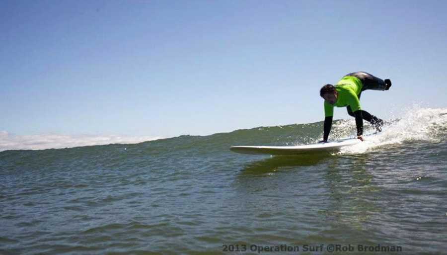 Operation Surf Santa Cruz 2013
