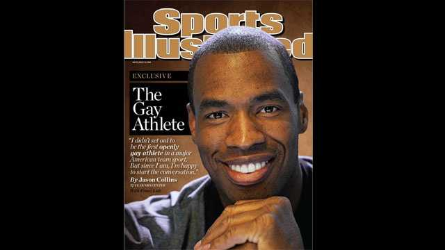 Jason Collins, Sports Illustrated