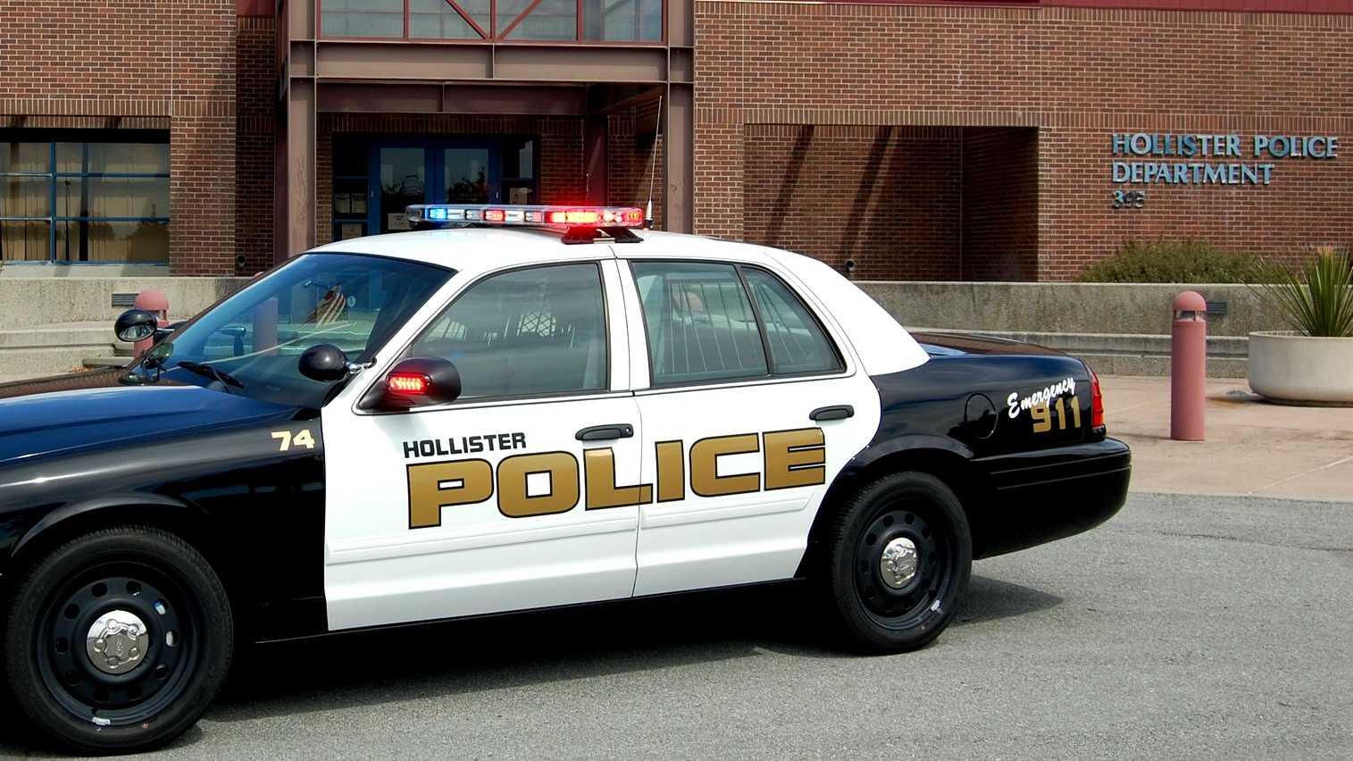 Hollister police
