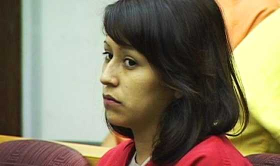A pregnant 18-year-old Watsonville woman is accused of beating and almost killing her boyfriend's 15-month-old daughter. Barbara Garcia was arraigned in a Santa Cruz courtroom on one count of attempted murder and four counts of child abuse.