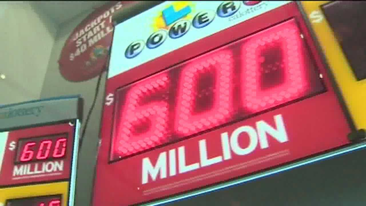 What are the odd of winning Powerball?
