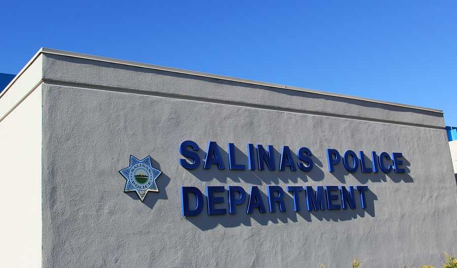 Considering that the public library is just one block from the Salinas police station on Lincoln Avenue, the girl picked a bad location to carry out the plot.
