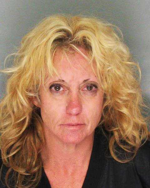 Adelma Dowden, 48, of Santa Cruz, was arrested for elder abuse, maintaining a drug house, and possession of stolen property.