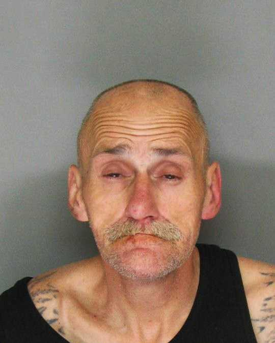 John Dowden, 52, of Santa Cruz, was arrested for elder abuse and maintaining a drug house.