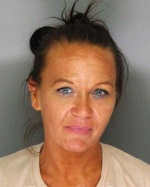 Shana DiMartino, 37, of Santa Cruz, was arrested for possession of heroin, elder abuse, maintaining a drug house, and failure to report elder abuse.
