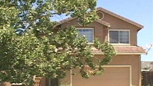 Man claims squatters are living in his Hollister home