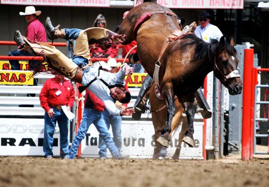 2012 California Rodeo Salinas
