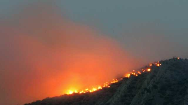 Deadly wildfires - Generic wildfire