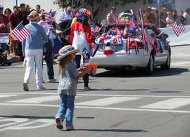 Monterey parade / July 4, 2013