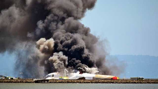 Among the 291 passengers were 141 Chinese, 77 South Koreans, 61 Americans and one Japanese, Asiana Airlines said.