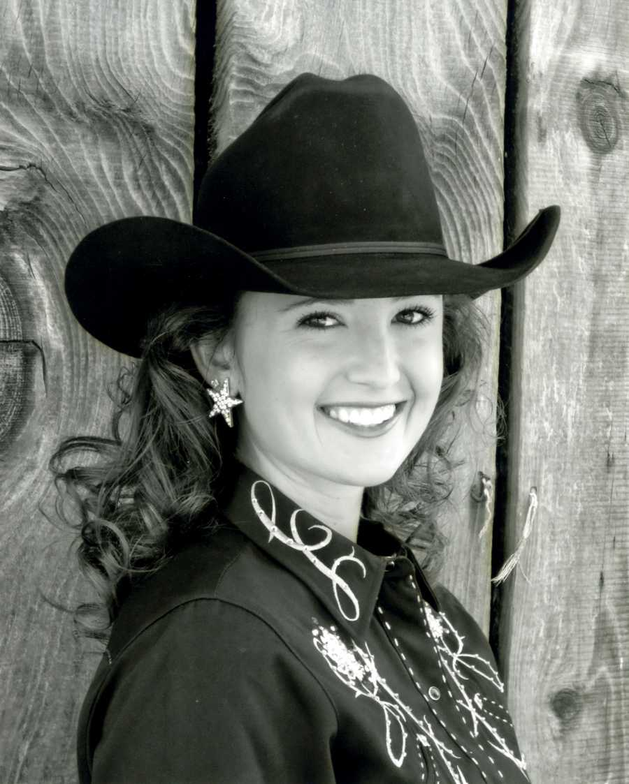 Taylor Howell was a finalist contestant. Hailing from Sonora, Taylor Howell represents her home town rodeo as Miss Mother Lode Round Up. The daughter of Gary and Krista Howell plans to attend CSU Chico in the fall to study Agricultural Business. Taylor has learned the value of hard work and preparation by showing horses at a young age in a variety of events including cutting, Western, English, gymkhana, high school rodeo and most recently reined cow horse. In addition to being recognized for her academic excellence, she was also very active in the high school athletic fields of basketball, tennis, volleyball, swimming and soccer. During the winter you may find her on the ski slopes as a ski instructor or competing in slalom and giant slalom events. With a great deal of coaching experience, Taylor volunteers at many youth athletic camps and leagues.