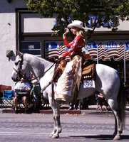 Six young ladies were in Salinas this week with the hope of taking home the title of Miss California Rodeo Salinas 2013.The competition started on Wednesday and the winner was named during the opening performance of the 103rd California Rodeo Salinas on Thursday.