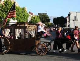 2013 Kiddie Kapers Parade