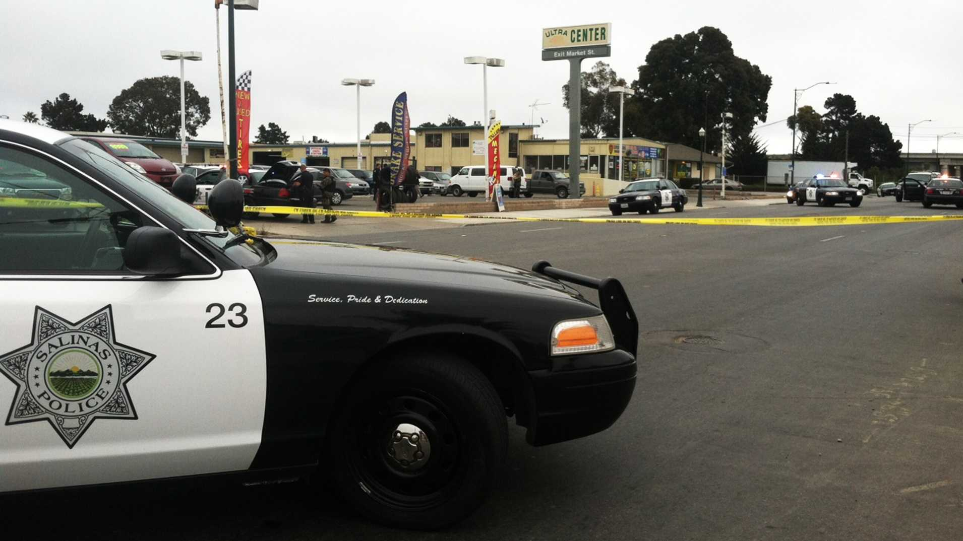 Salinas police killed Juan Acuna Friday after he opened fire on officers.