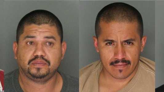 4 men arrested on drug smuggling charges