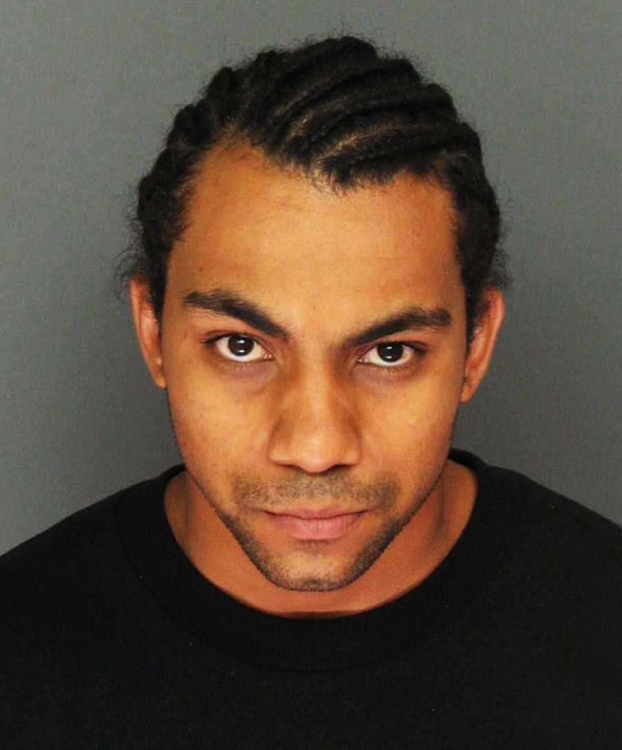Marcus Bates, 22, of Aptos, was arrested on charges of homicide, gang enhancement and use of a firearm.