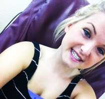 Amber Alert kidnapping victim Hannah Anderson posted this photo on ask.fm showing herself back at home and smiling 48 hours after she was rescued by FBI agents in the Idaho wilderness.
