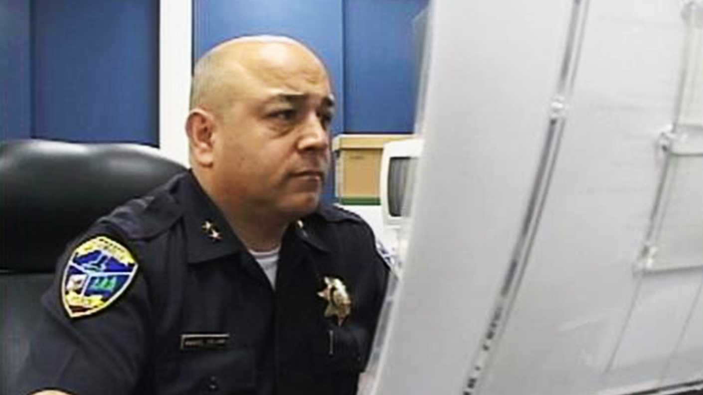 Watsonville Police ChiefManny Solano