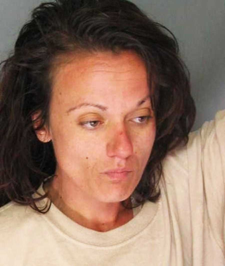 Here are her many other mug shots.........