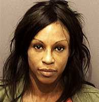 Lameshia Johnson, 31, of Sacramento, was arrested on suspicion of prostitution during an undercover prostitution sting in Marina on Aug. 25, 2013.
