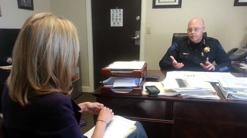 Beginning on Thursday, Greenfield is ending its shared police chief services with the city of Soledad.