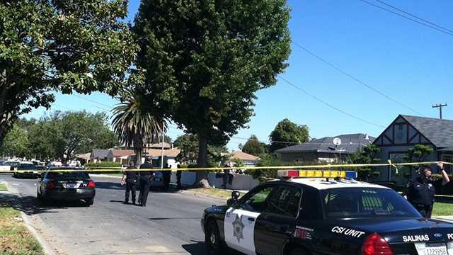 2 gunmen sought in East Salinas shooting