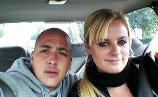 Santa Cruz police identified two persons of interest in connection to a Sept. 16 stabbing in a Riverside Avenue motel. Mitra Osho Orescan, 22, and Lauren Michelle Lotz, 22, are being sought by detectives for questioning.