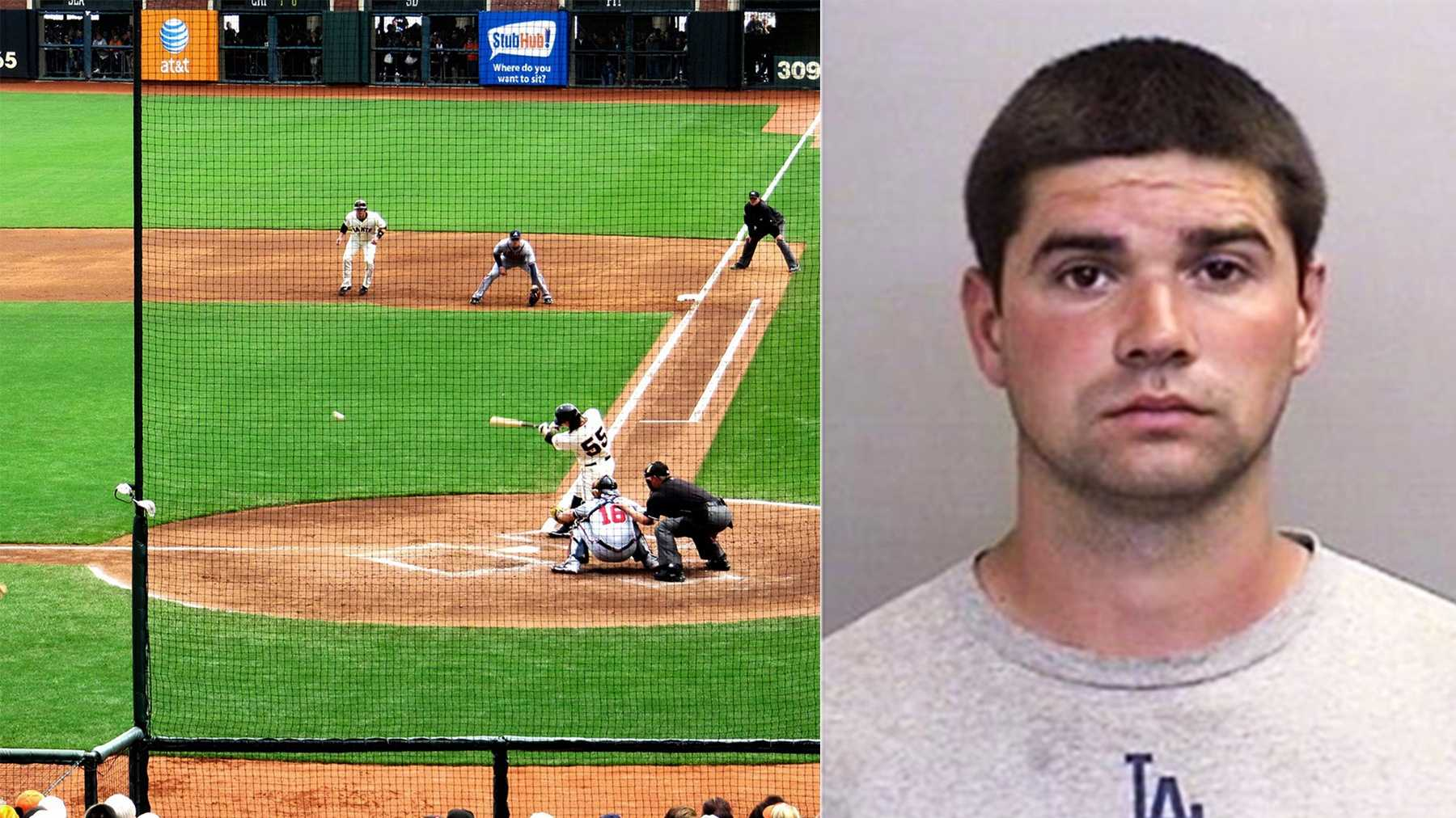 Jonathan Denver was slain after Wednesday night's Giants vs. Dodgers game in San Francisco.