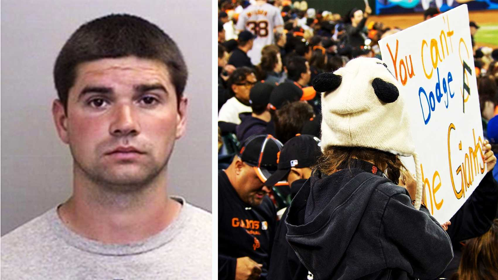 Jonathan Denver, 24, was killed after Wednesday's Giants game in San Francisco.