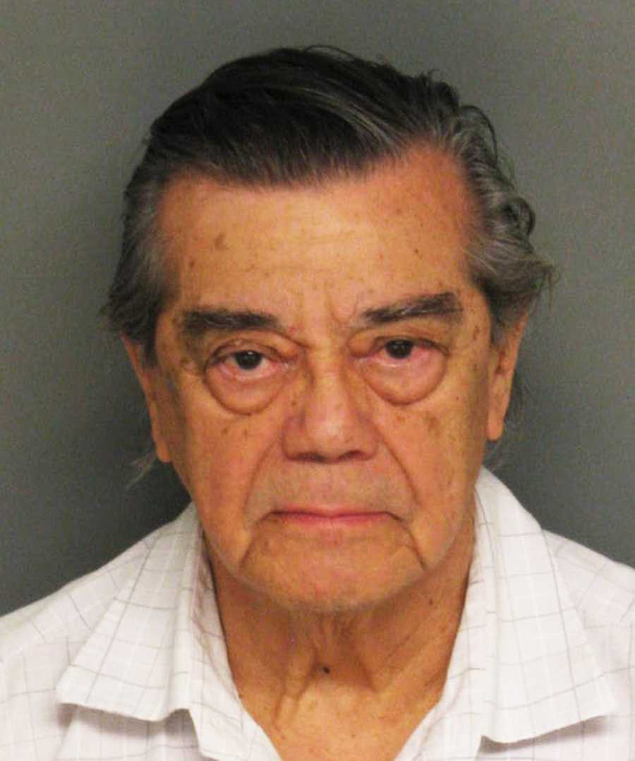 A suspected bank robber who made a double bomb threat that virtually shutdown downtown Monterey on Sept. 26 was identified as a senior citizen. Sergio Valderrama is 78 years old and lives in Greenfield. He burst into Bank of America at 200 East Franklin St. in Monterey with a gun and ordered bank tellers to fill a briefcase with cash, according to police. Valderrama ran out with $20,000, police said.