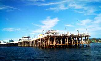For more information on Santa Cruz's wharves, click here.