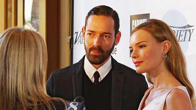 Kate Bosworth attends Carmel festival