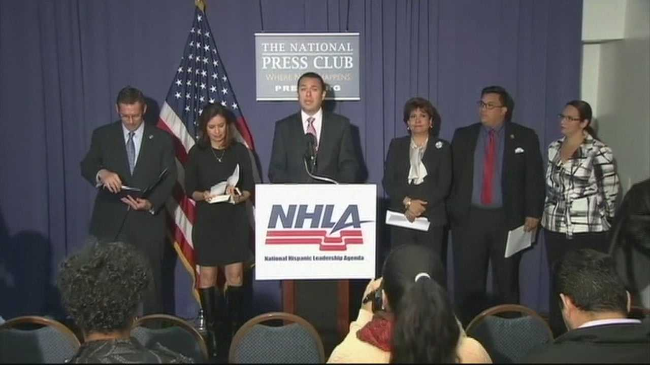 Latino's Groups Aim to Educate Hispanic Community about Obamacare