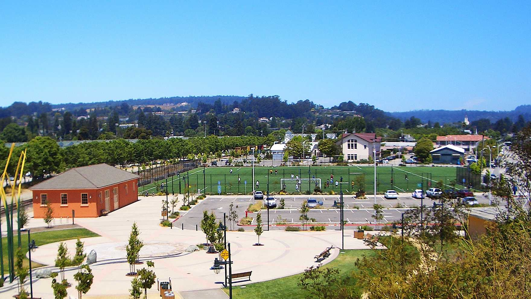 Depot Field in Santa Cruz is closing.