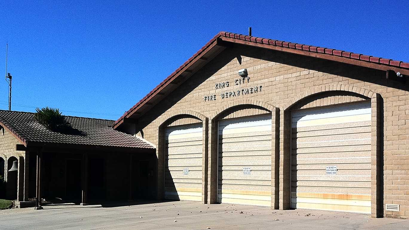 King City Fire Station