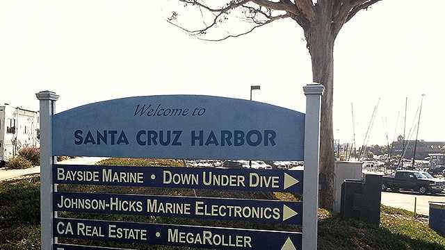 Man's body pulled from Santa Cruz Harbor