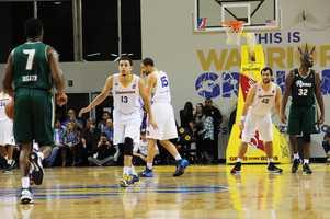 Seth Curry is in his debut NBA Development League season. The Santa Cruz Warriors are the Golden State Warriors' DevelopmentLeague team.