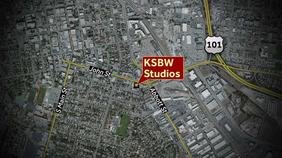 Dan Green and Erin Clark will be broadcasting from outside our KSBW studios here in Salinas and from our studio phone bank.