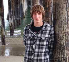 A 17-year-old Aptos boy, Nate Phillips, is missing. He was last seen on Dec. 2 by his family.