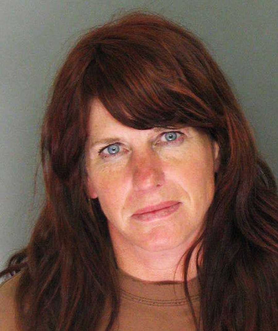 Jennifer Peterson, 48, of Watsonville, is wanted by the Santa Cruz County Sheriff's Office for felony possession of methamphetamine, and felony burglary.