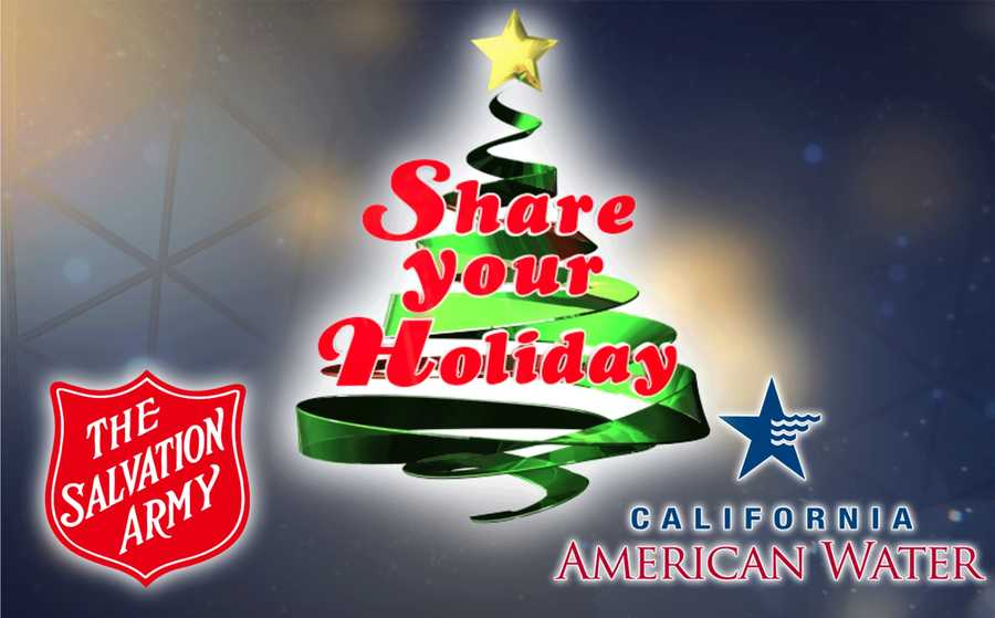 KSBW's Share Your Holiday 2013 is happening Friday, December 13!