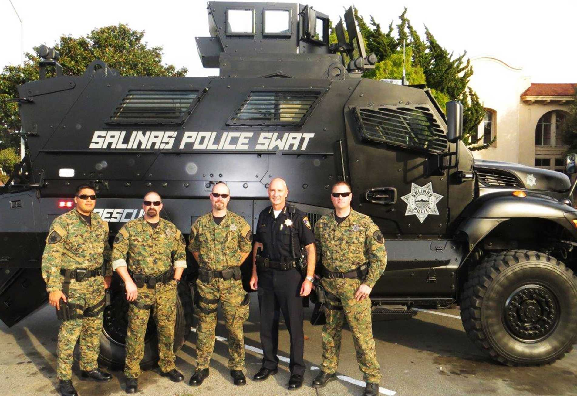 New Swat Vehicles
