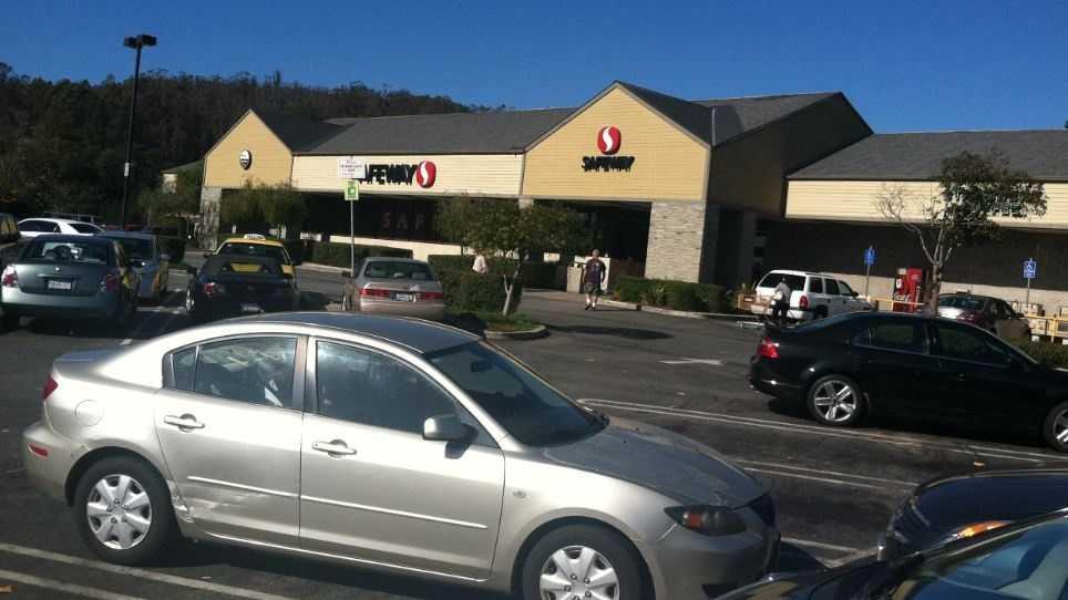 Salinas shopping center