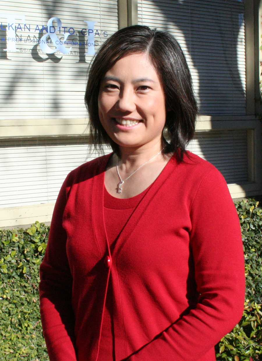Best Minority-Owned Business – Tolkan & Ito CPA's – Haruno ItoHaruno Ito was born in Chigasaki, Japan where she lived with her mother and younger brother until she was 13 when she came to the Monterey Bay area. She graduated from Carmel High School in 1994 and received her Associates Degree at Monterey Peninsula College. She completed her Bachelor of Science in Business Administration, concentrating in accounting, at San Jose State University in 1998. Prior to becoming a partner at Tolkan & ITO CPA's, she was employed at David B. Tolkan & Associates. She was with the firm for nine years and then became a Certified Public Accountant in 2005. She has experience in small business accounting and consulting, estate and trust planning, and income tax preparation for individuals, trusts and estates, corporations, partnerships and LLC. She is a board member of the Monterey Bay Area Chapter of the Society of California Accountants and the Offset Project, a nonprofit that focuses on carbon emission reduction in the Monterey area. She is also involved in the Rotary Club of Cannery Row and The Alternative Board.
